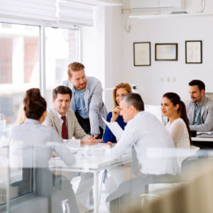 Employees-in-Meeting