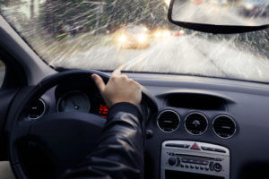Winter driving quick tips