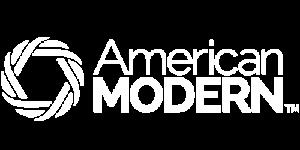 American Modern - White