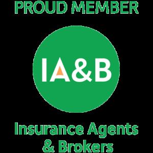 Proud Member IAB - Square
